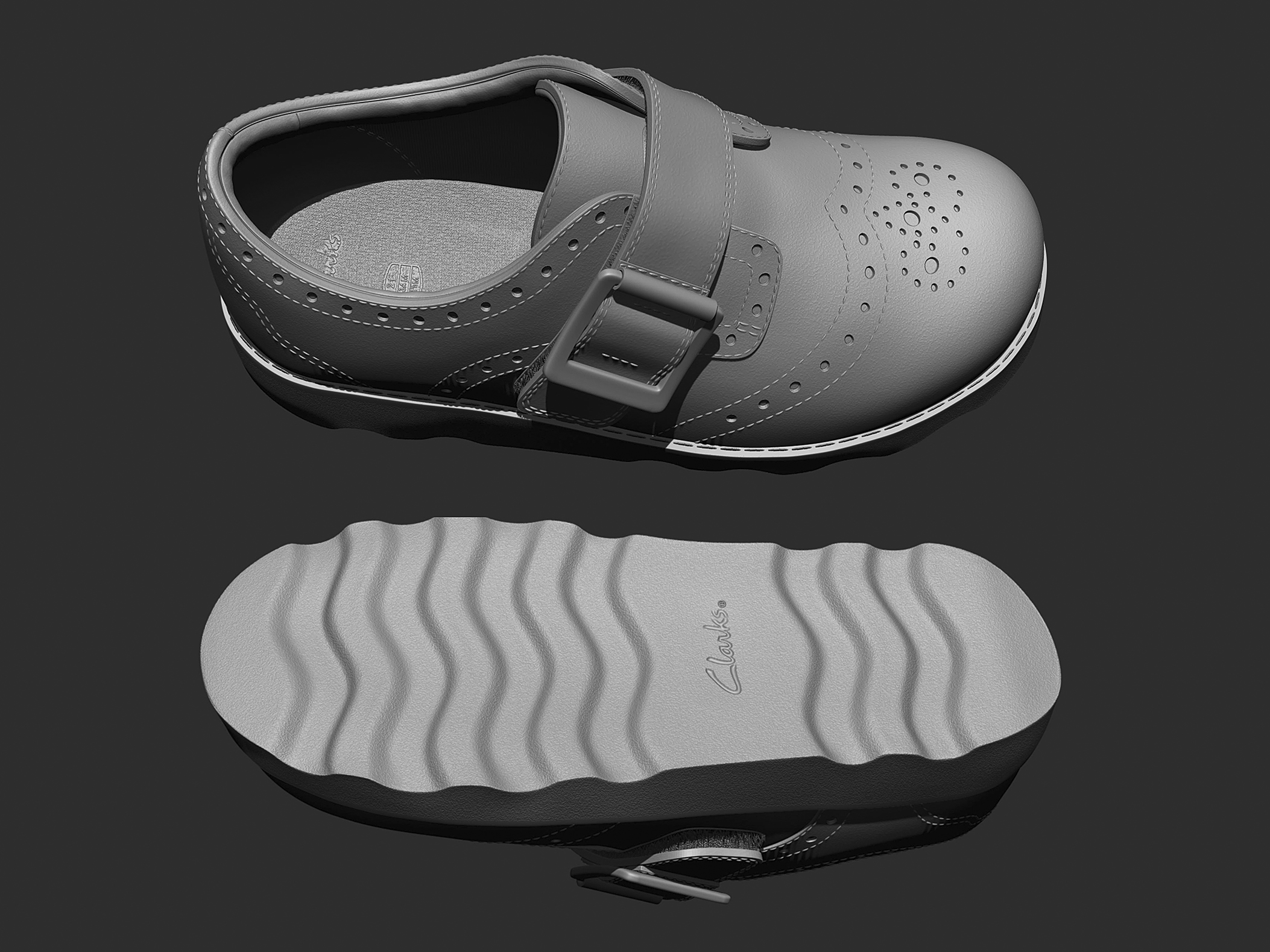 Clarks | Photogrammetry | Adam Spring | Official Website